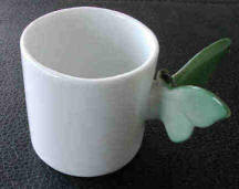 butterfly handle cup
