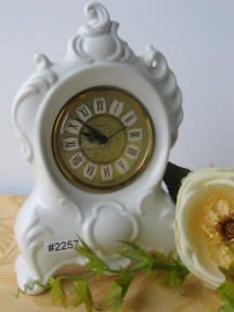 2257 Mantle Clock