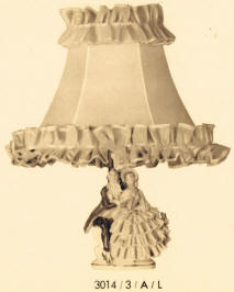 3014/3/A/L Table Lamp