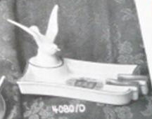 4080/D Bird on a Ashtray