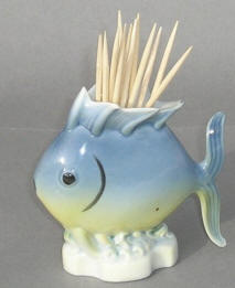 4285/7 Fish Toothpick Holder