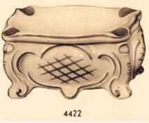 4422 Ashtray