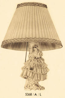 5368/A/L Table Lamp