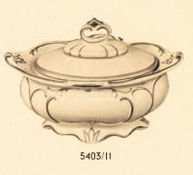 5403/2 Covered Dish