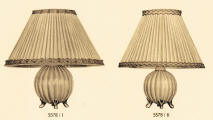 5578 Table Lamp Sizes