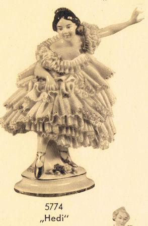 Porcelain Ballerinas