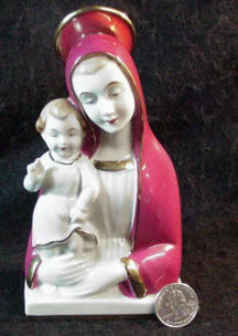 5939 Madonna with child