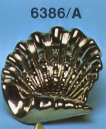 6366/A Seashell Comb Holder