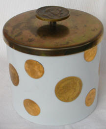 7013 Tobacco Jar