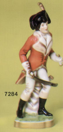 7284 Military Soldier