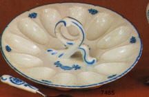7485 Oyster Plate