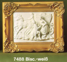 7488 Framed Bisque Wall Art