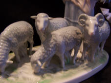 7511-females-shepherdess-plate-sheep-closeup