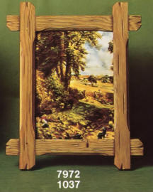 7972-1037 Framed Wall Art