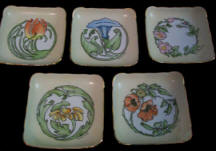 8107/II Berry Dishes