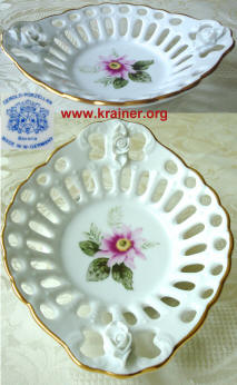 Anemone Lattice Dish