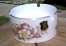 Gerold Porzellan Wild Rose Ashtray