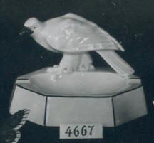 4667 Eagle on Ashtray