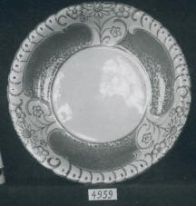4959 Decorative Plate