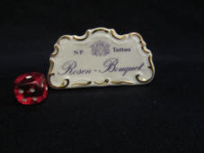 Rosen Bouquet  dealer plate NPT