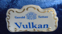 Vulkan Dealer's Sign