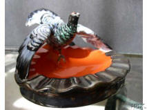 Gerold Porzellan Grouse Ashtray