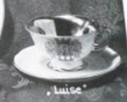Luise Cup & Saucer