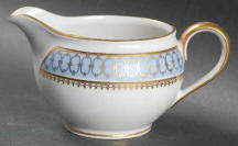 Blue Pageant Creamer