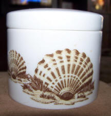 Sea Shells Trinket Box