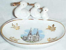 3 ducks trinket tray