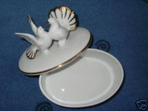 Dove Trinket Box