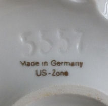 Made In Germany - U. S. Zone Mark